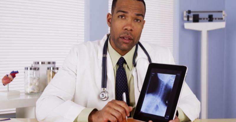 black-doctor-identifying-sleep-disorder