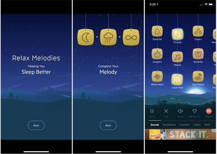 Sleep Sounds: Relax Melodies: Sleep Sounds App