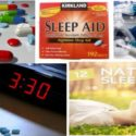 Sleep Aids Collage
