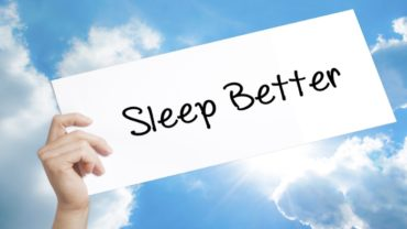 sleep-better-sign-clouds-background
