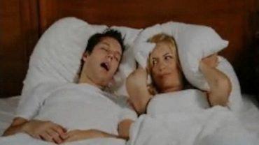 snoring-husband