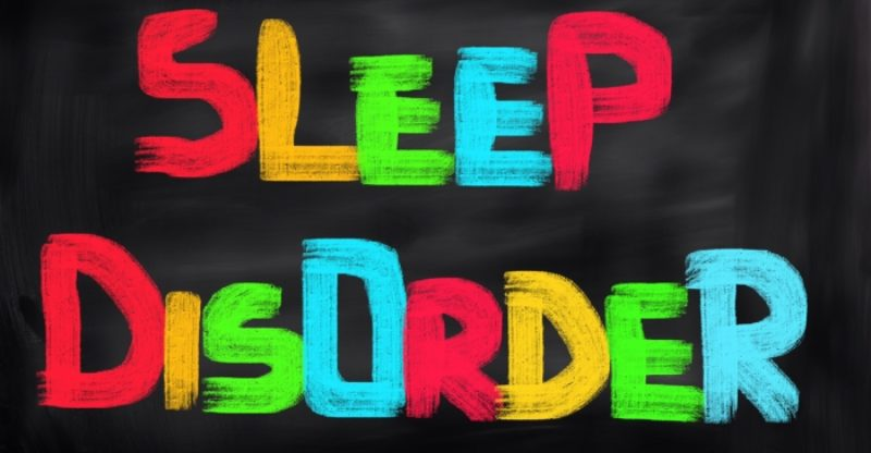 Suffering from Sleep Disorders