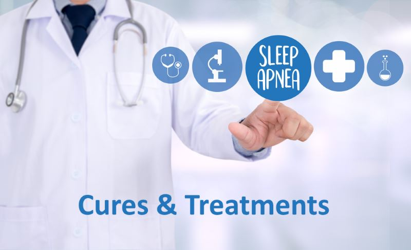 What Is Sleep Apnea Cures and Treatments
